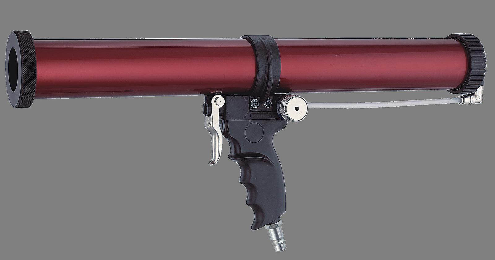 Tmelící pistole pro kartuše 600 ml -