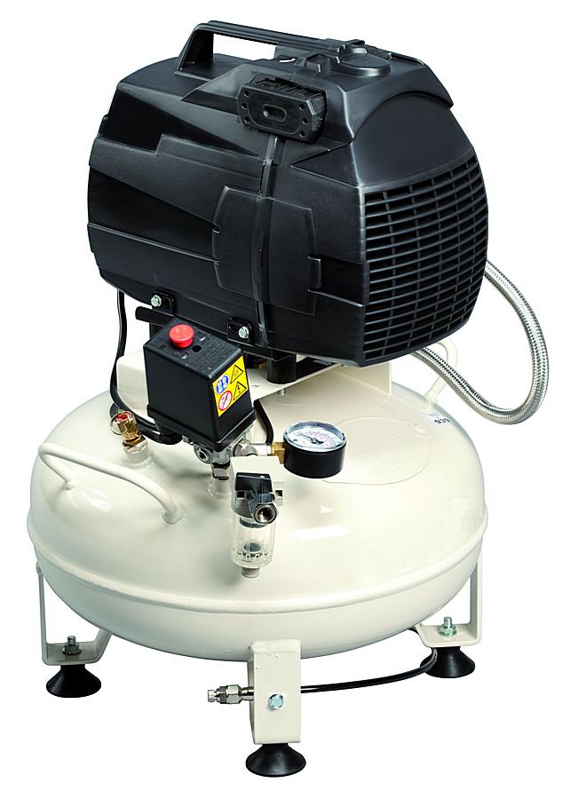 MedA 102-08-24M - Pístový bezolejový kompresor Medic Air