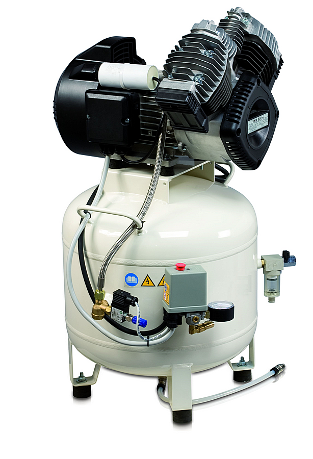 MedA 320-08-50M - Pístový bezolejový kompresor Medic Air