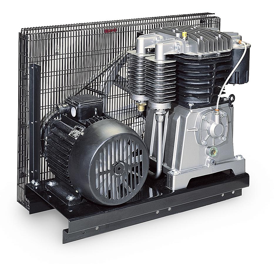 BsA 1080 - Přístavný pístový kompresor Base Air 7,5 kW