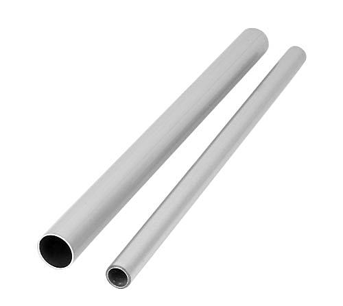 Trubka ALU 32 mm šedá -