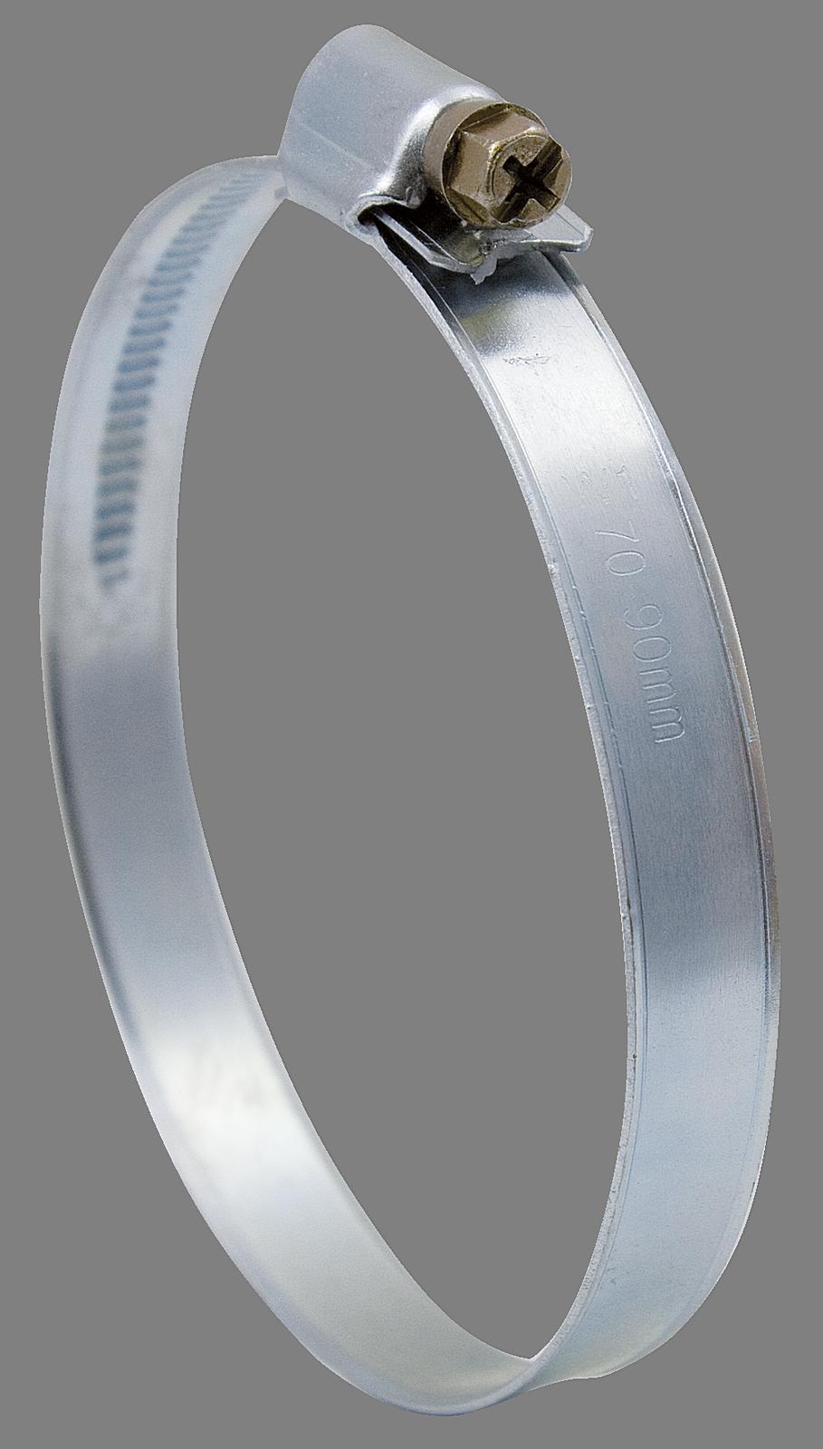 Spona hadicová šroubovací 10-16 mm -