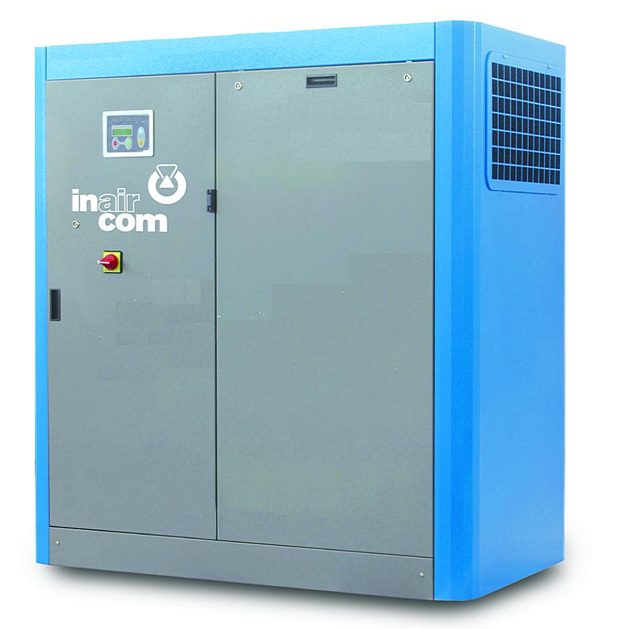 PSI-M 110-08 - Stacionární šroubový kompresor s frekvenčním měničem Ilustrativní foto