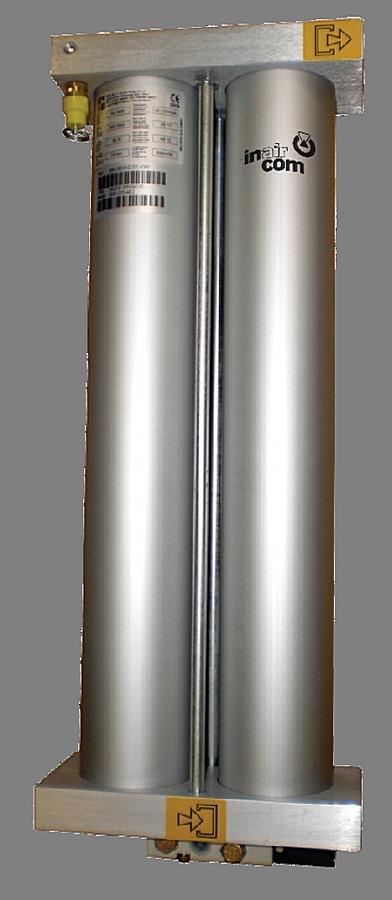 AS 120 - Adsorpční sušička 120